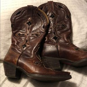 Ariat Leather cowboy/cowgirl boots